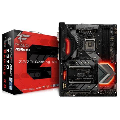 Ver ASROCK Z370 GAMING K6