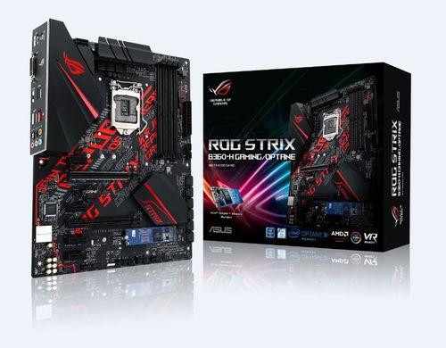 Asus Rog Strix B360 H Gaming