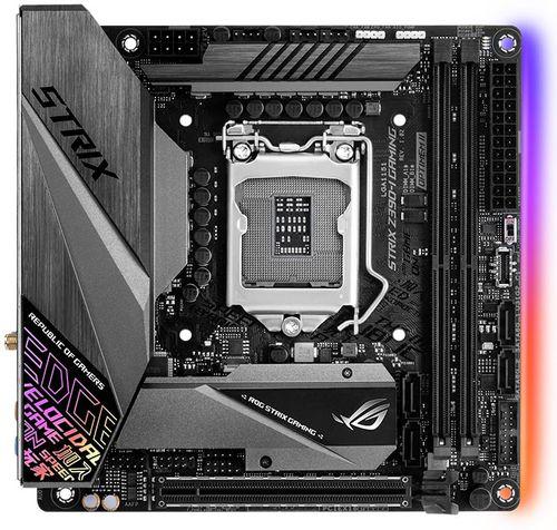 Ver ASUS ROG STRIX Z390 I GAMING