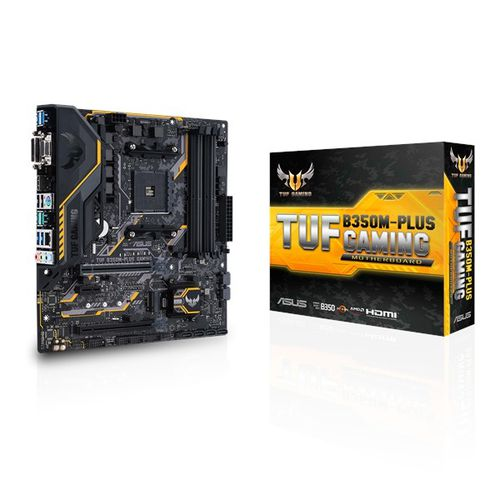 Ver ASUS TUF B350M PLUS GAMING