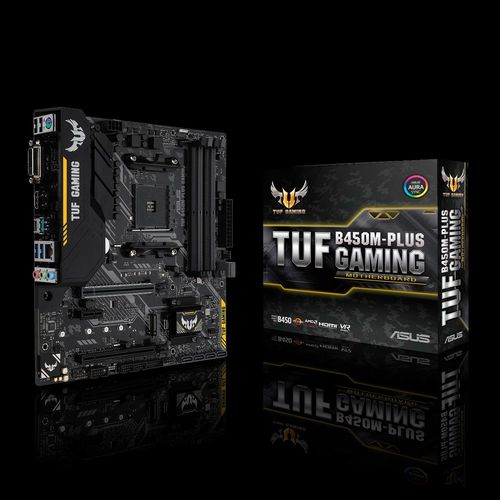 Ver ASUS TUF B450M PLUS GAMING