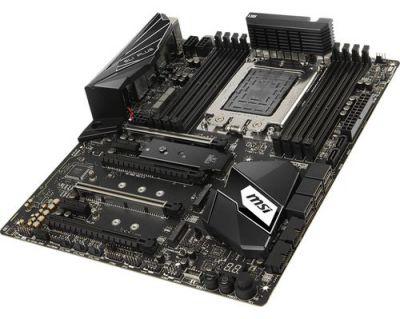 Ver MSI X399 SLI PLUS