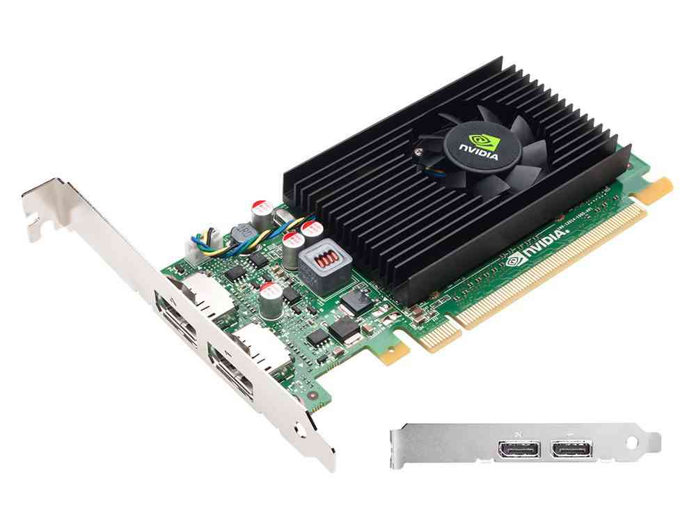 Pny Nvidia Nvs 310 X16 For Dual Dp Low Profile