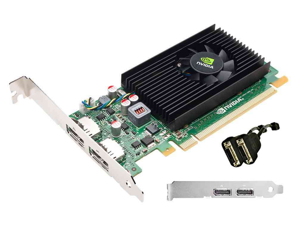 Pny Nvidia Nvs 310 X16 For Dual Dvi  Low Profile
