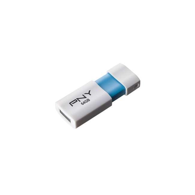 Ver PNY 64GB Wave Attache 2 0