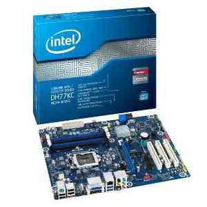 Placa Base Intel Blkdh77kc H77  1155  Bulk