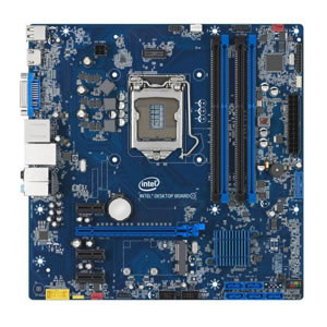 Placa Base Intel Boxdh87rl 1150  Matx  Blk
