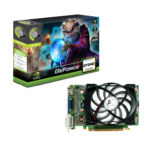 Point Of View Geforce Gt240 512mb Ddr3