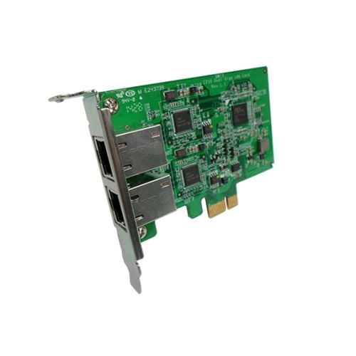 Ver QNAP LAN 1G2T I210 Interno Ethernet 1000Mbits