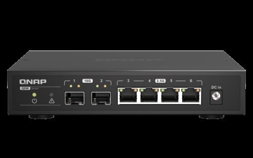 QNAP QSW 2104 2S switch No administrado