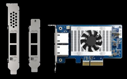QNAP QXG 10G2T X710