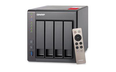Ver QNAP TS 451 8G