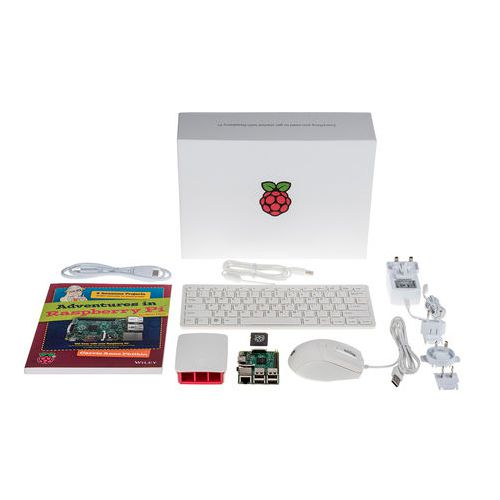 Ver RASPBERRY PI 3 STARTER KIT