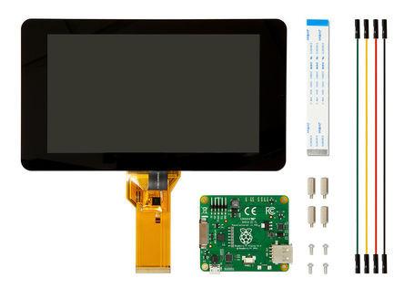 Raspberry Pi Lcd Touch Screen De 7 89974