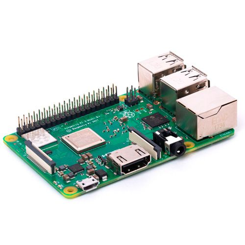 Ver RASPBERRY PLACA BASE PI 3 MODELO B
