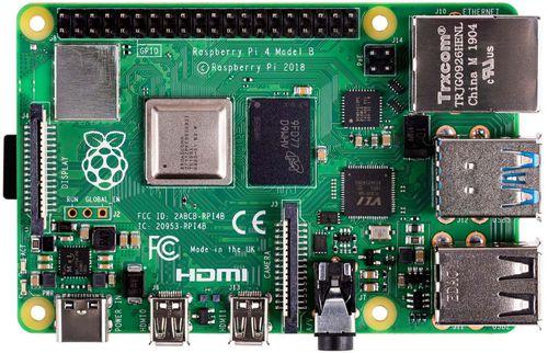 Raspberry Placa Base Pi 4 Modelo B 8gb