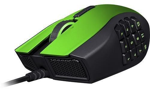 RAZER NAGA 2014 VERDE EXPERT MMO GAMING LIMITED EDITION
