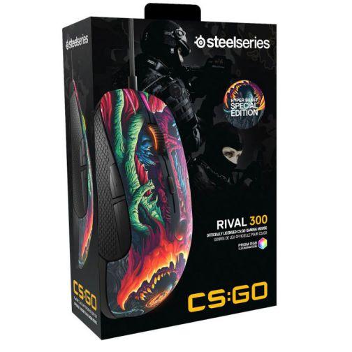 STEELSERIES RIVAL 300 CSGO HYPERBEAST