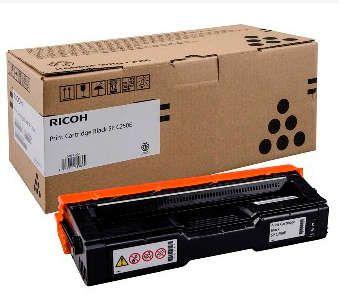 RICOH TONER Negro 407543 Laser Compatible con SPC250E