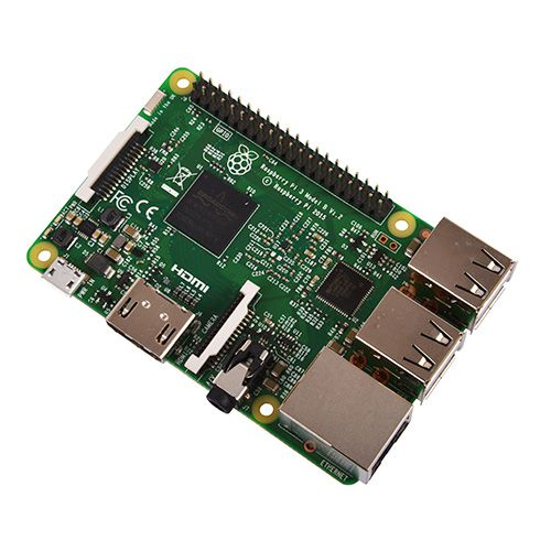 Ver Raspberry Pi 3 Model B