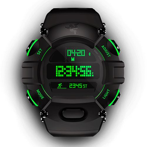 Ver Razer Nabu Watch