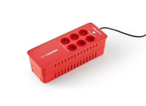 Ver SAI SALICRU HOME 650 650VA TECH OFF LINE CONEXION USB SPS650HOME