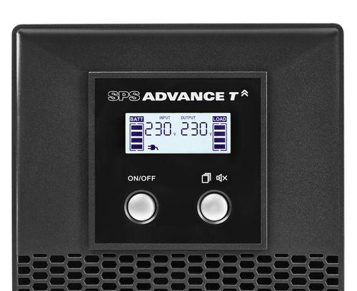 Sai Salicru Sps Advance T 2000va Torre Line Interactive Sps 2000 Adv T
