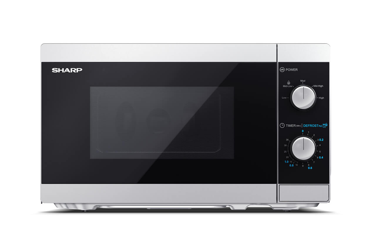 SHARP MICROONDAS 20L 800W YC MS01E S