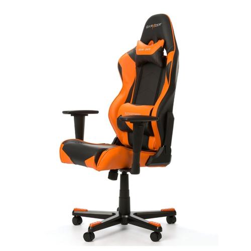 Ver SILLA DXRACER R Series OHRE0NO Negra Naranja