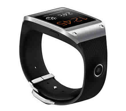Smart Watch Samsung Galaxy Gear Sm-v700 Negro