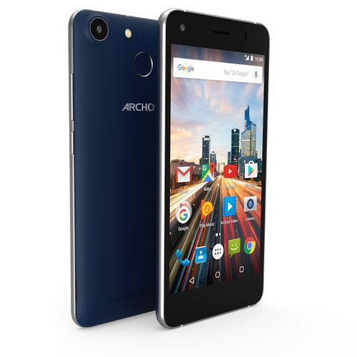 Ver Archos Helium 4G 50f 8GB 4G Azul