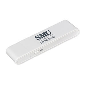 Smc Adaptador Ez Connect N Wireless Usb 20  Smcwusb-n2
