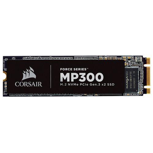 Ver SSD CORSAIR FORCE MP300 SERIES M2 SSD 480GB PCIE