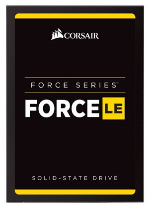 Ver SSD CORSAIR FORCE SERIES LE200 480GB SSD