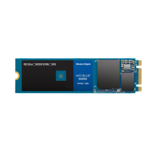 SSD WESTERN DIGITAL WD BLUE SN500 NVMe M2 500GB