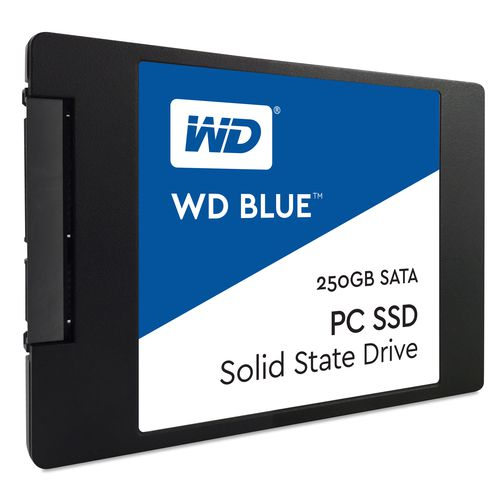 Ver SSD Western Digital Blue Sata 250 Gb