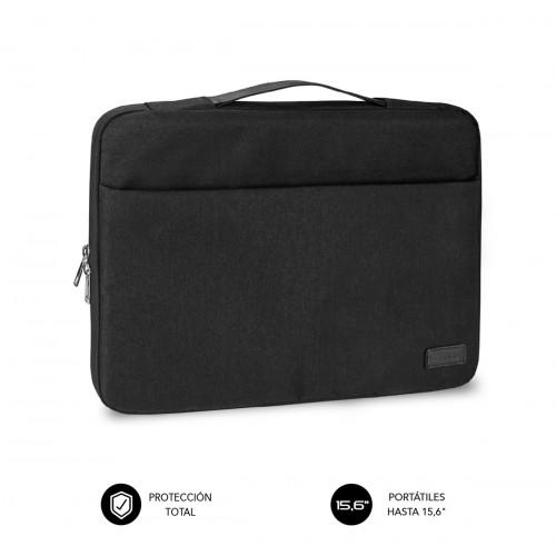 Subblim Funda Ordenador Elegant Laptop Sleeve 15 6 Black