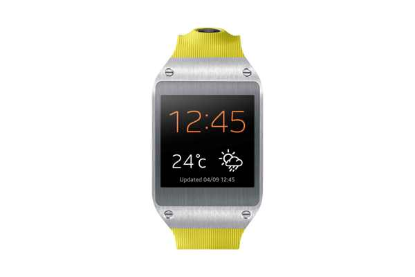 Movil Samsung Reloj Galaxy Gear  Verde