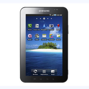 Samsung Tablet 7 Plus Galaxy 16gb  Android  Bluetooth  Wifi  Gris  Gt-p6210uwafop