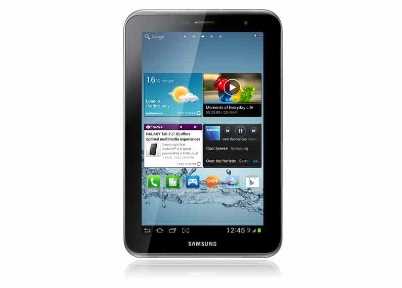 Samsung Tablet 7 Plus Galaxy Tab 2 Wifi