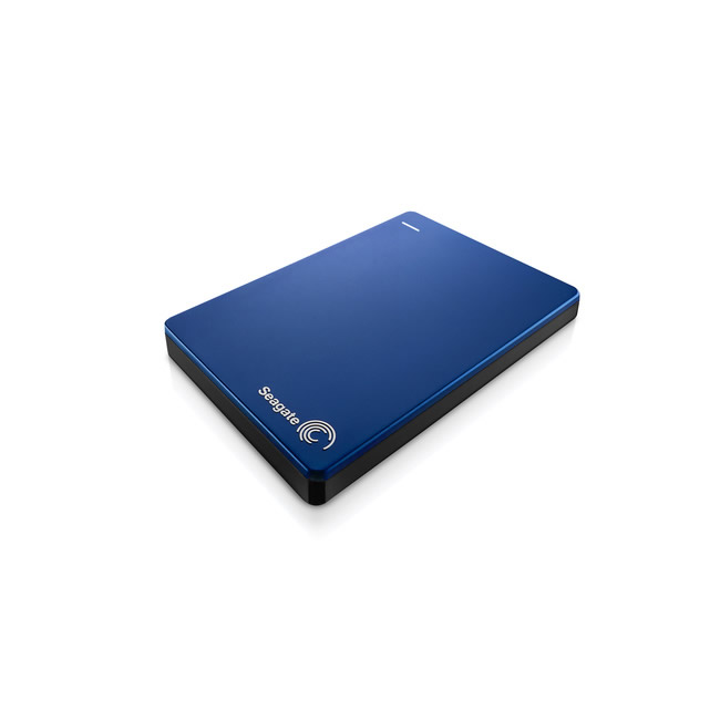 Seagate 2TB Backup Plus Portable Azul