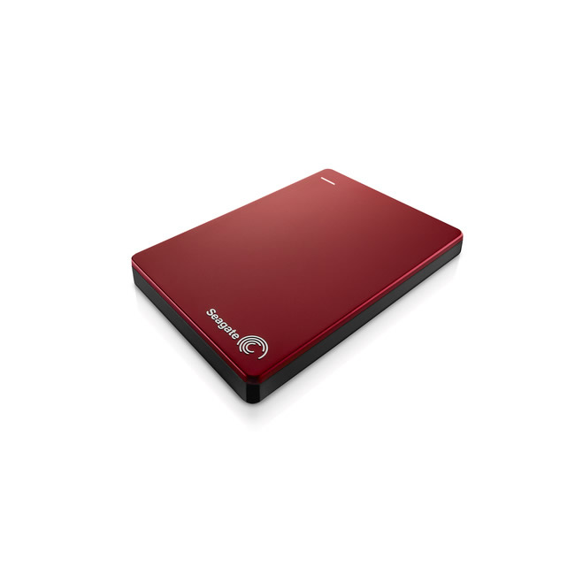 Ver Seagate 2TB Backup Plus Portable Rojo