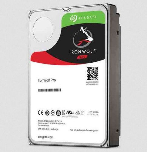 Ver Seagate IronWolf Pro 10TB 10000GB Serial ATA III