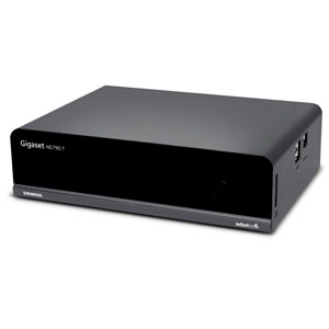 Siemens Gigaset Media Player 1tb Hd790 T   Tdt Alta Definicion