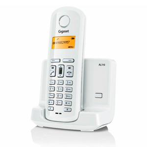 telefonos fijos siemens gigaset telefono inalambrico al110