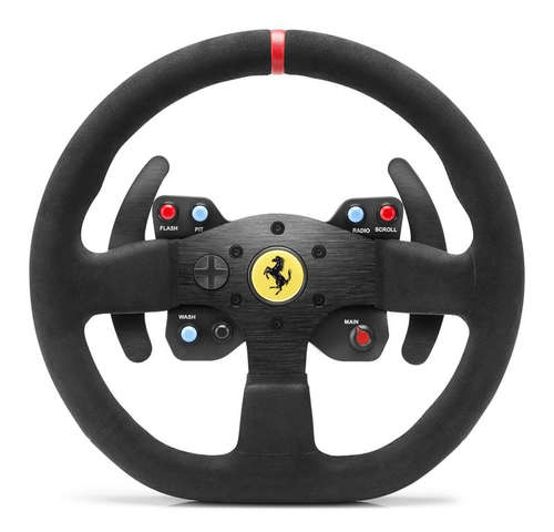 Ver THRUSTMASTER VOLANTE FERRARI 599XX EVO 30 WHEEL ADD ON ALCANTARA EDITION