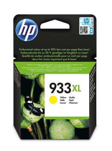 TINTA HP 933XL AMARILLO OFFICE