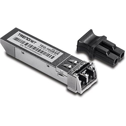 Ver TRENDNET 10GBASE LR SFP MULTI MODE LC MODULO 400M CON DDM