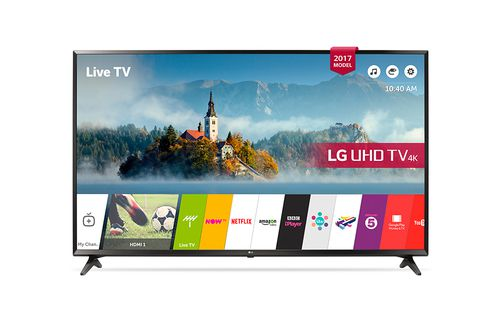 LG 55 UHD 4K SMART TV 55UJ630V AEU