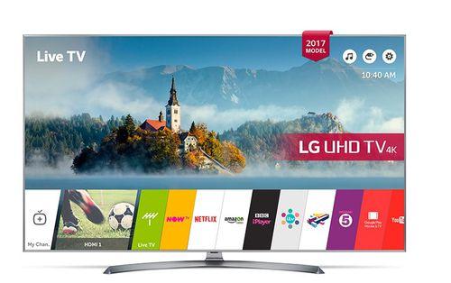 LG 55UJ750VAEU ULTRA HD 4K SMART TV